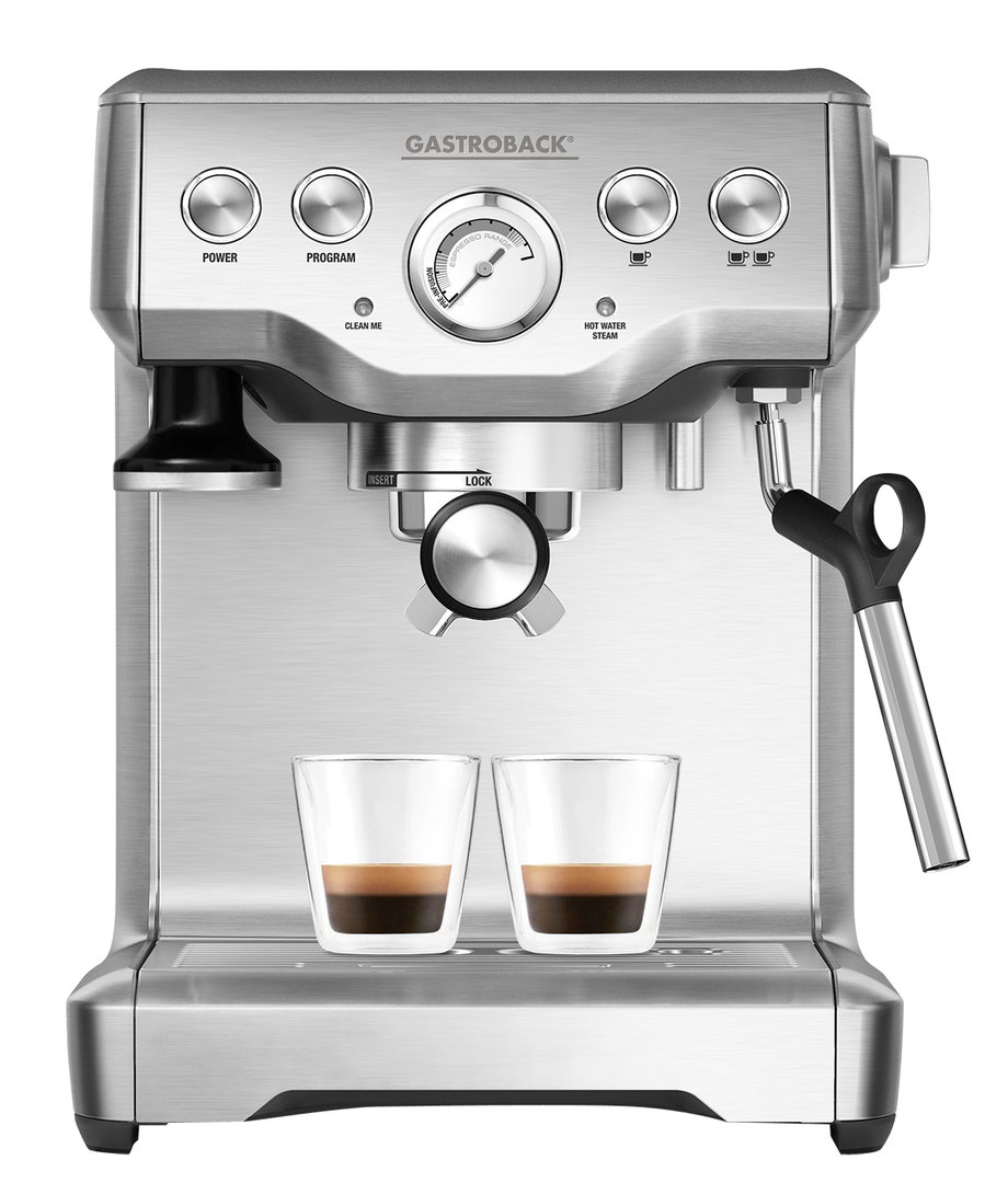 Gastroback Design Espresso Advanced Plus