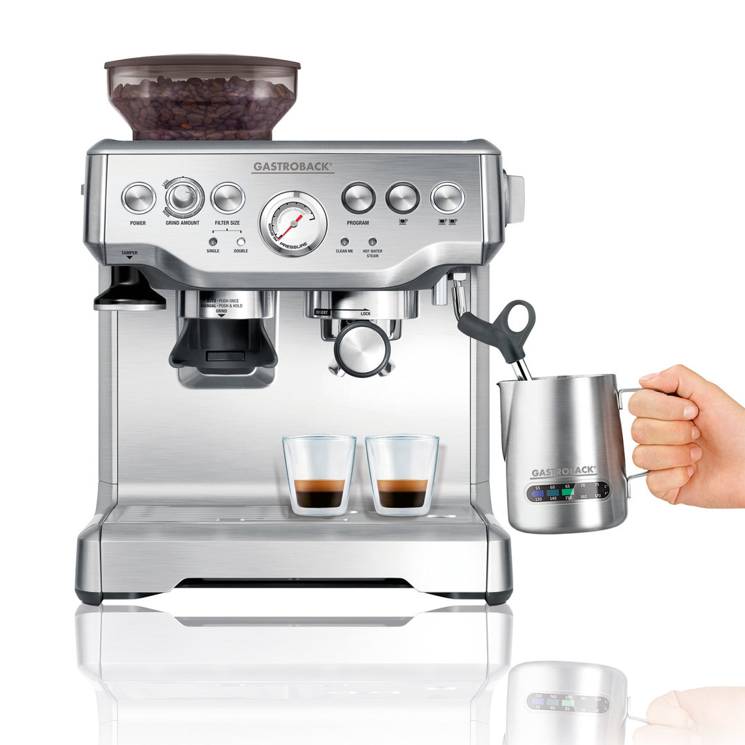 Gastroback Design Espresso Advanced Pro G s