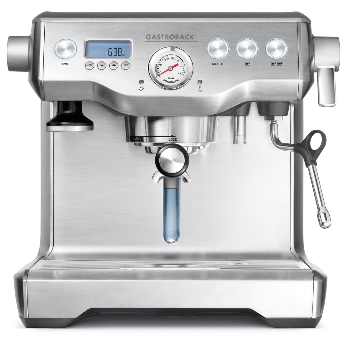 Gastroback Design Espresso Advanced Control